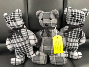 Liberty Hospice teddy bears
